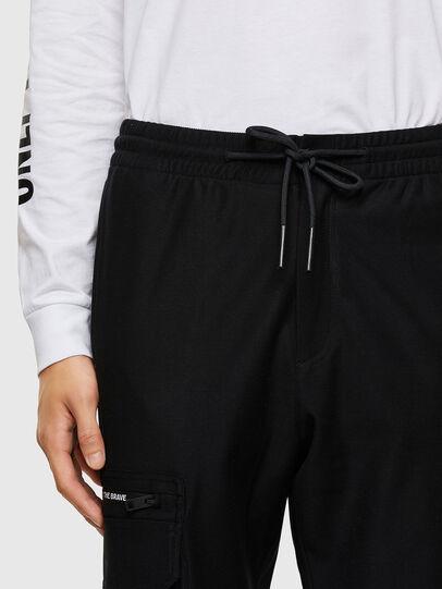Diesel - P-HIERRO, Black - Pants - Image 3