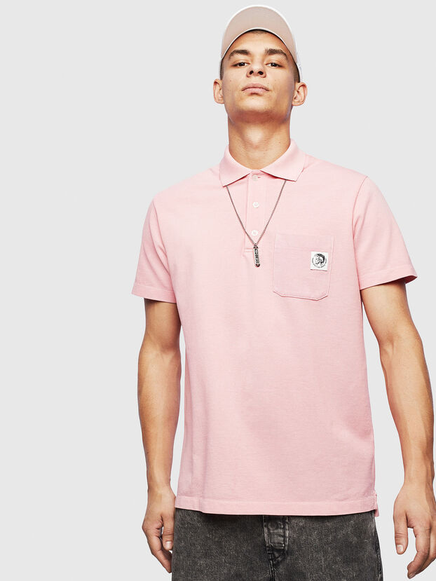 T-POLO-WORKY, Hot pink - Polos