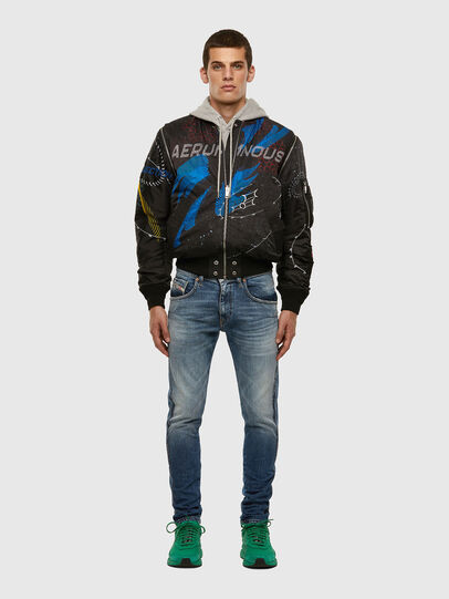 Diesel - J-DWIGHT, Black - Jackets - Image 6