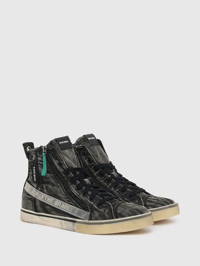 Diesel - S-DVELOWS MCZ, Black - Sneakers - Image 2