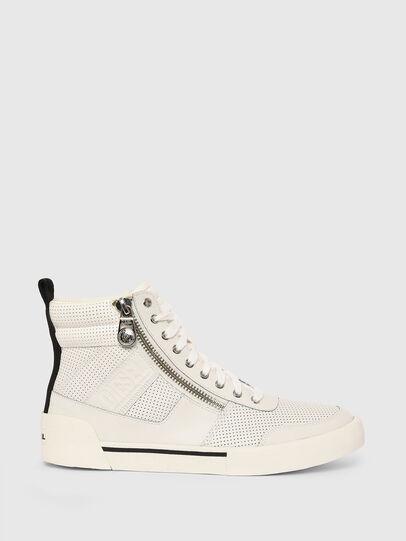Diesel - S-DVELOWS MID CUT, White - Sneakers - Image 1
