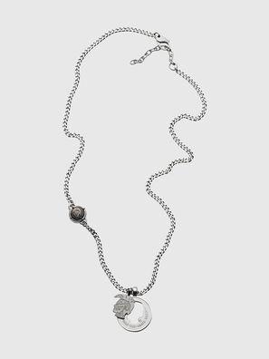 DX1201, Silver - Necklaces