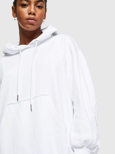 Diesel - D-ILSE-TWIST-COPY, White - Dresses - Image 3
