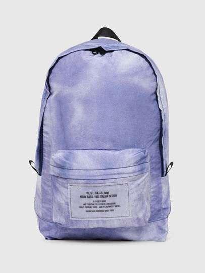 Diesel - BAPAK, Lilac - Backpacks - Image 1