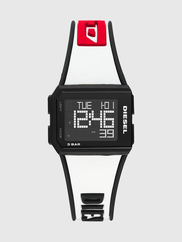 DZ1922, White/Black - Timeframes