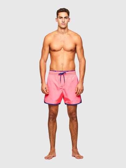 Diesel - BMBX-DOLPHIN-R, Pink - Swim shorts - Image 1