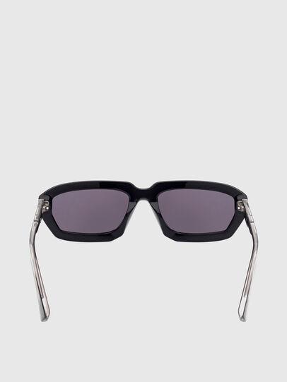 Diesel - DL0347, Black - Sunglasses - Image 4