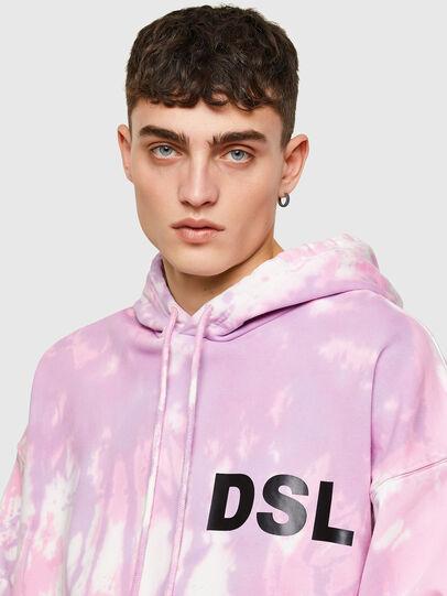 Diesel - S-UMMERIB-E1, Pink - Sweaters - Image 3
