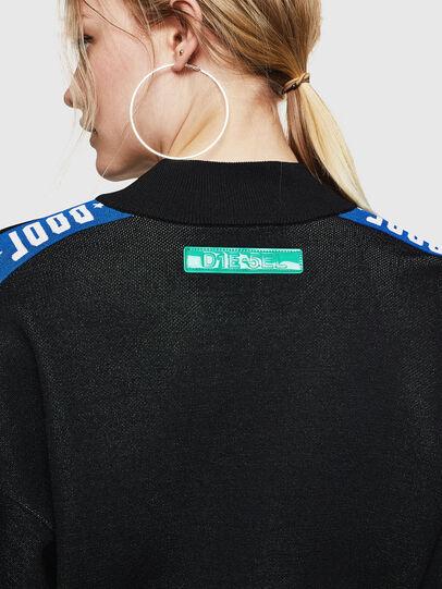 Diesel - M-WAINE, Black - Knitwear - Image 3
