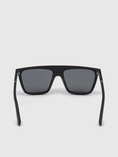 Diesel - DL0323, Black - Sunglasses - Image 4