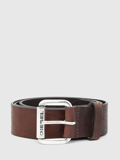 Diesel - B-ROLBUCK, Brown - Belts - Image 1