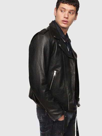 Diesel - CL-L-KIOV,  - Leather jackets - Image 3
