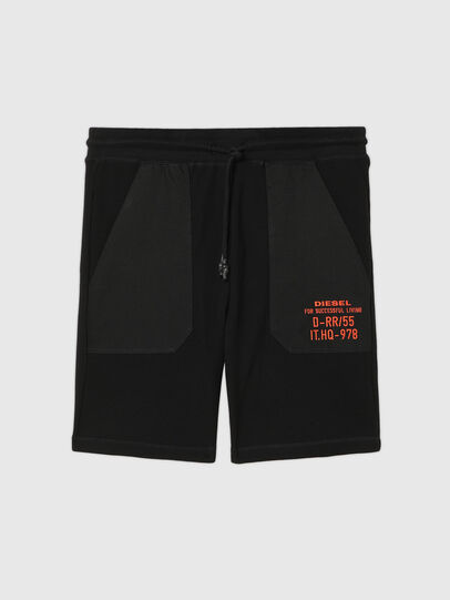 Diesel - UMLB-PAN-W, Black - Pants - Image 1