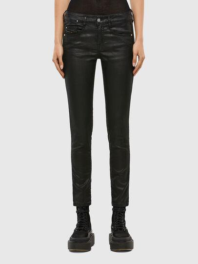 Diesel - D-Ollies JoggJeans® 069QJ, Black/Dark grey - Jeans - Image 1