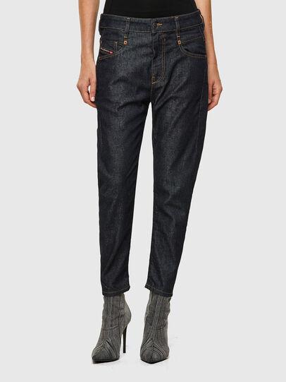 Diesel - Fayza 009HF, Dark Blue - Jeans - Image 1