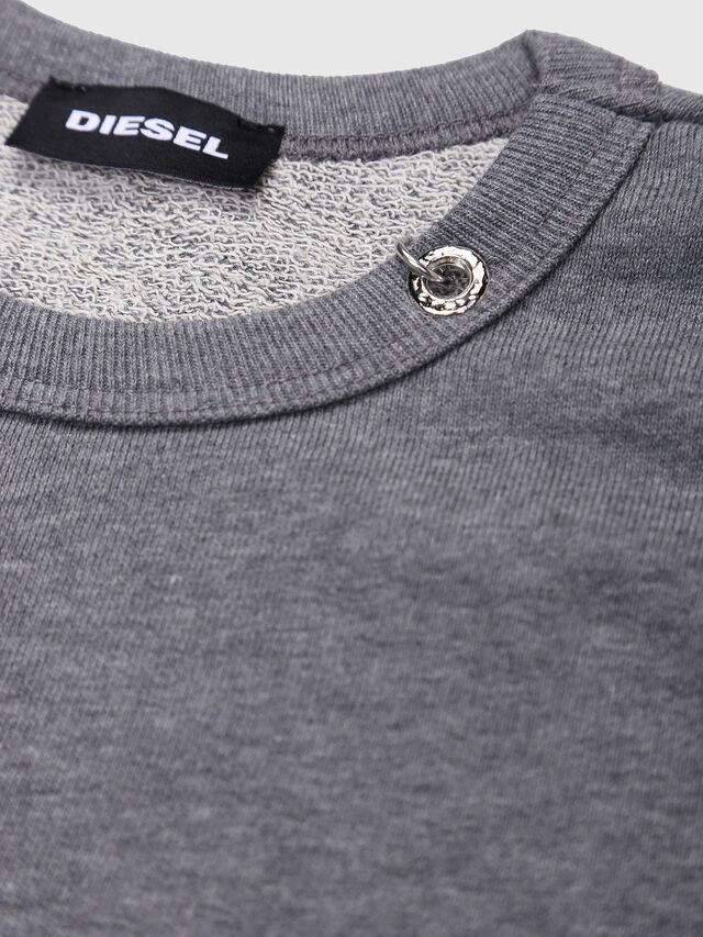 Diesel - SITRO, Grey - Sweaters - Image 3
