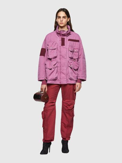 Diesel - G-BUMS, Pink - Jackets - Image 5