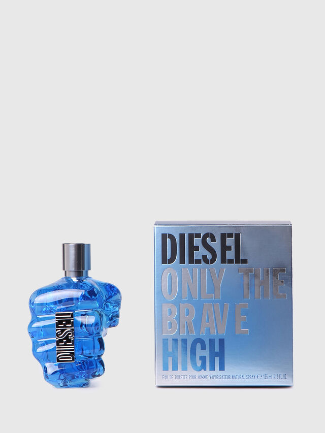 ONLY THE BRAVE HIGH  125ML, Blue