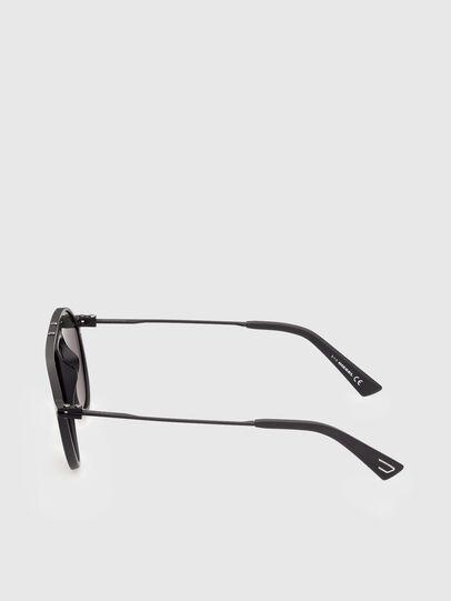 Diesel - DL0337, Black - Sunglasses - Image 3
