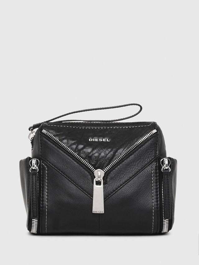 Diesel LE-BHONNY, Black - Crossbody Bags - Image 1