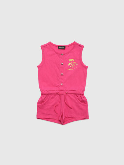 Diesel - JLEVELB, Pink - Jumpsuits - Image 1