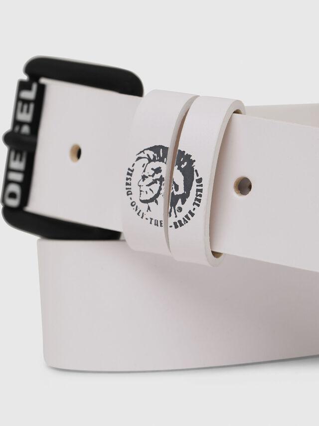 Diesel - B-LAMON, White - Belts - Image 2