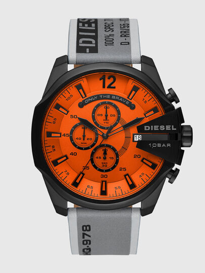 Diesel - DZ4535, Black/Orange - Timeframes - Image 1