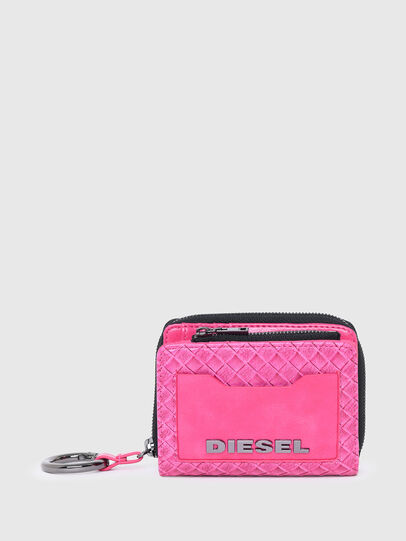 Diesel - OFRIDE, Pink - Small Wallets - Image 1