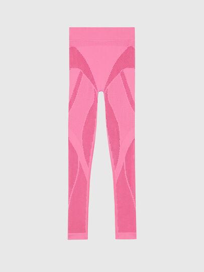 Diesel - UFLB-LEGGINGS-SML, Pink - Pants - Image 1