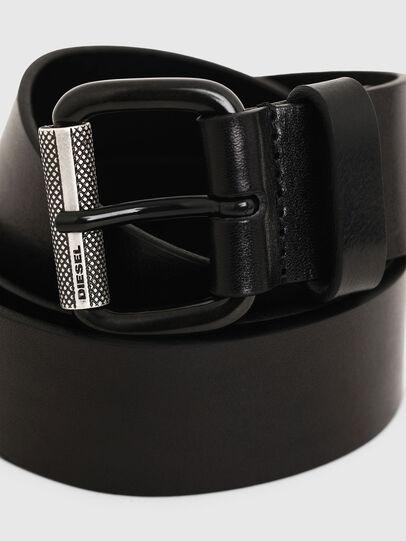 Diesel - B-READY, Black - Belts - Image 2