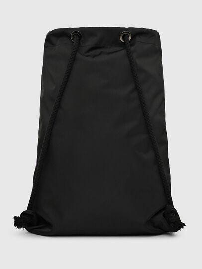 Diesel - BBAG-SACK-P, Black/White - Beachwear accessories - Image 2