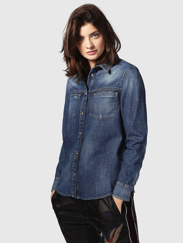 DE-KERI, Blue Jeans