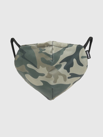 Diesel - FACEMASK-CMF-A, Military Green - Other Accessories - Image 1