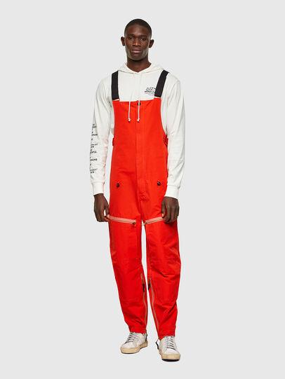 Diesel - P-JUMP, Orange - Jumpsuits - Image 1