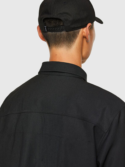 Diesel - S-HOTEL, Black - Shirts - Image 4