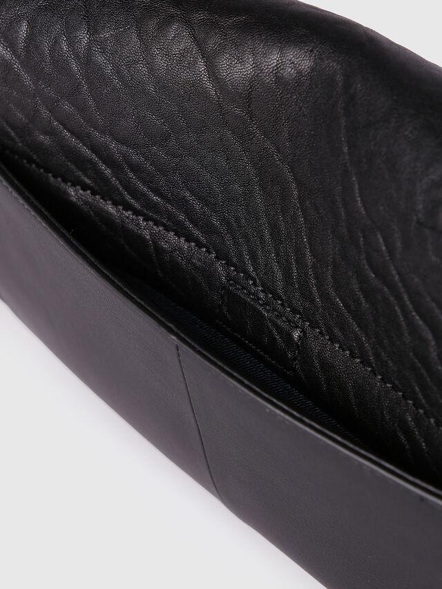 LE-MISHA, Black Leather