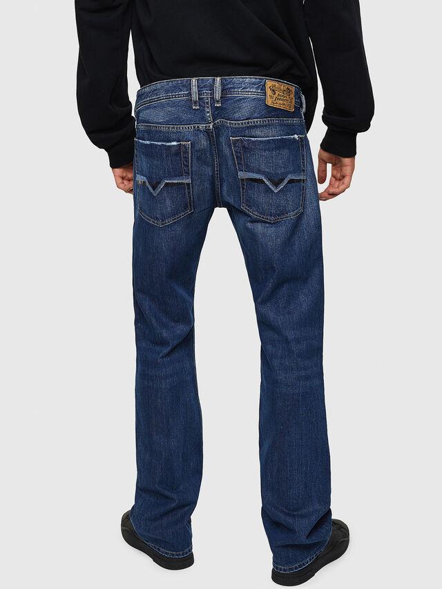 Diesel - Zatiny 008XR, Dark Blue - Jeans - Image 2
