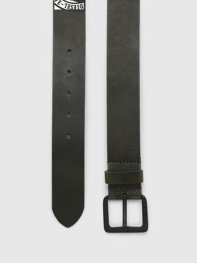 Diesel - B-MOICA, Olive Green - Belts - Image 4