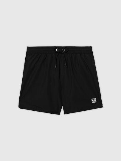 Diesel - BMBX-REEF-40-X, Black - Swim shorts - Image 4