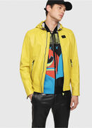 L-RESTIL, Yellow - Leather jackets