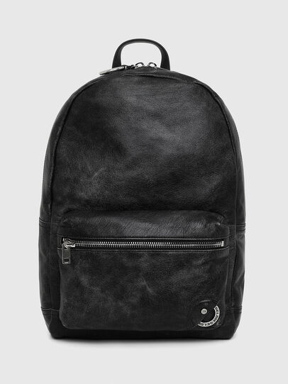 Diesel - ESTE, Black - Backpacks - Image 1