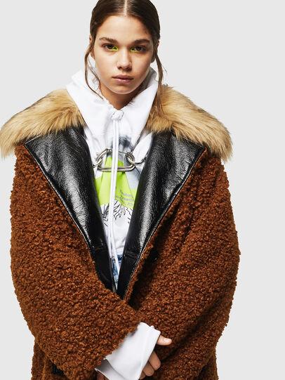 Diesel - L-ASC,  - Leather jackets - Image 3