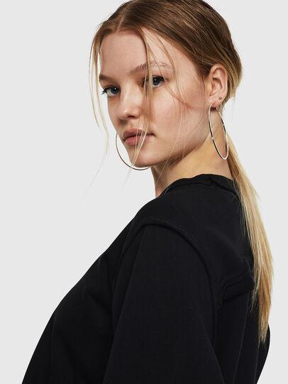 Diesel - F-LYANY-F, Black - Sweaters - Image 4
