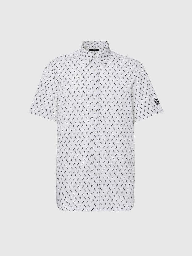 S-RILEY-SHO-KA, White - Shirts