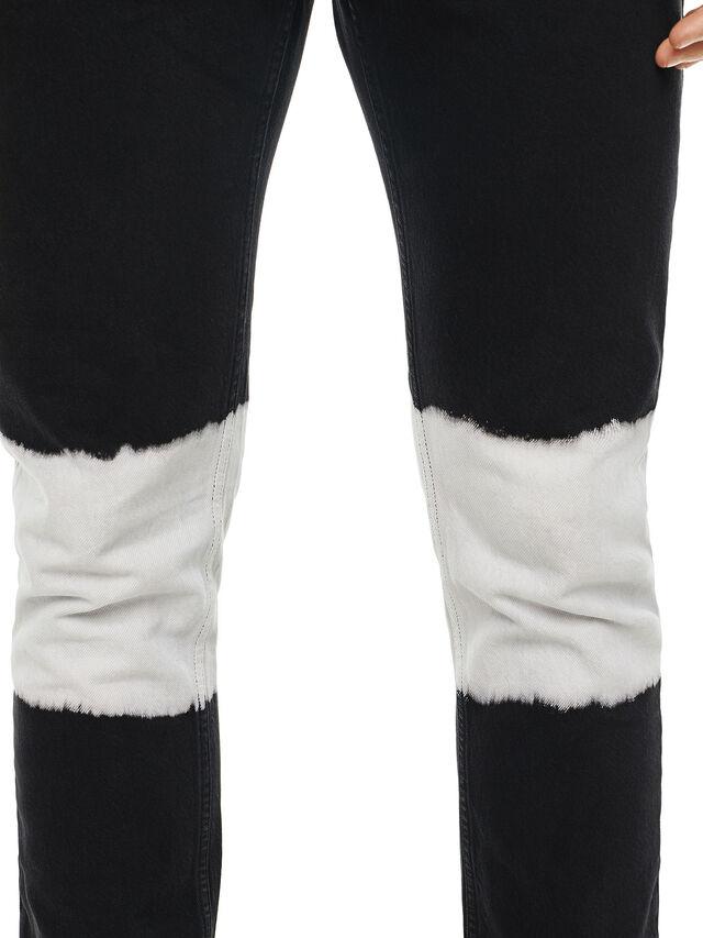 Diesel - TYPE-2813FS, Black/White - Jeans - Image 4