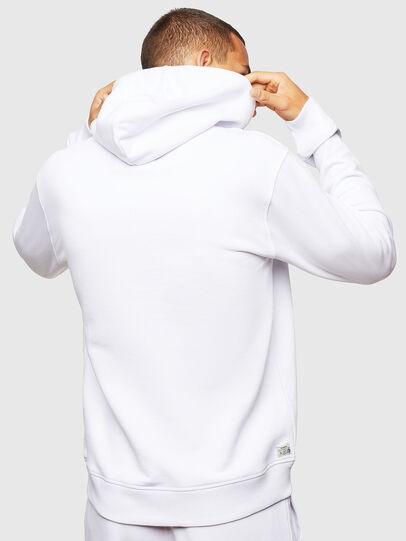 Diesel - UMLT-BRANDON, White - Sweaters - Image 2