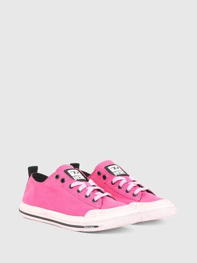 Diesel - S-ASTICO LOW CUT W, Pink - Sneakers - Image 2