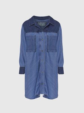 DE-NILLA, Light Blue - Denim Shirts