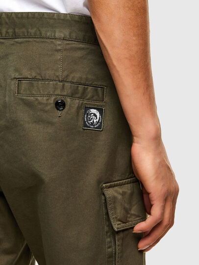 Diesel - P-COR, Military Green - Pants - Image 5