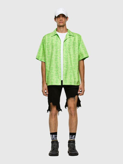 Diesel - S-ROHAD-C, Green - Shirts - Image 4